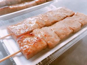 牛ステーキ串
